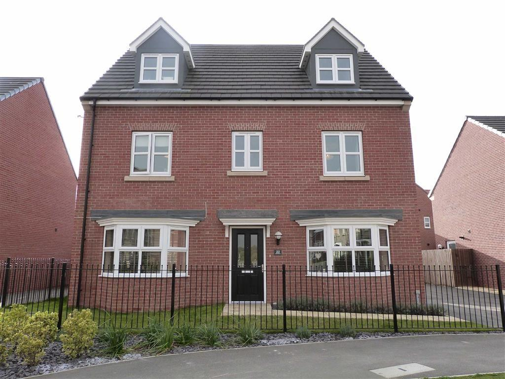 5 Bedrooms Detached House for sale in White Mill Drive, Pocklington