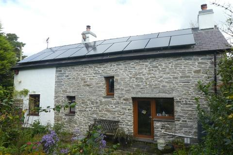 2 bedroom property with land for sale - Cwmann, Lampeter