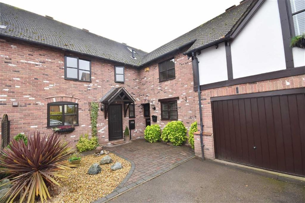 3 Bedrooms Mews House for sale in Coniston Close, Gamston