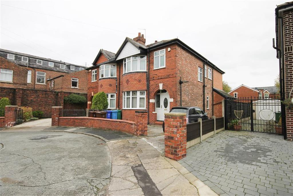 5 Bedrooms Semi Detached House for rent in Moorfield Avenue, Withington, Manchester