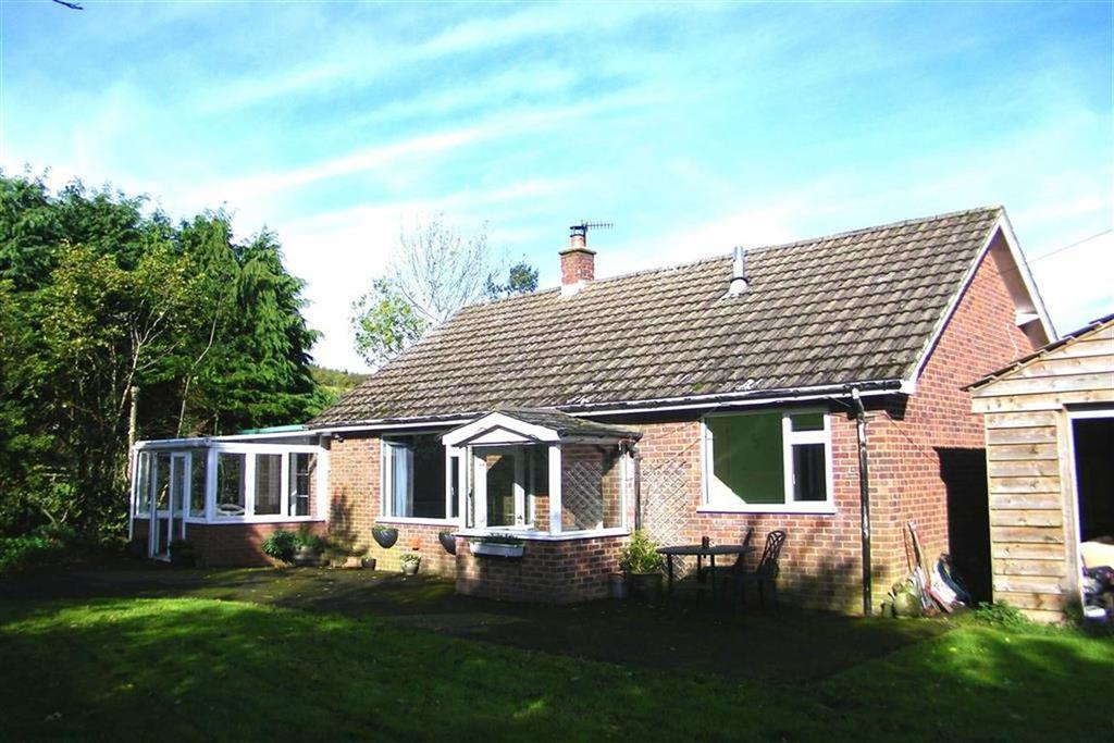 3 Bedrooms Bungalow for sale in Colebatch, Bishops Castle, Shropshire, SY9