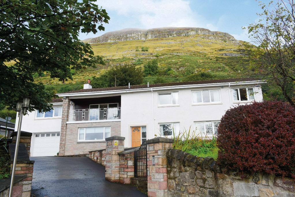 5 Bedrooms Detached House for sale in Drumoyne, Back Road, Alva, Stirling, FK12 5LH