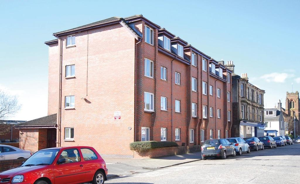 1 Bedroom Flat for sale in Princes Court, West Princes Street, Helensburgh, Argyll Bute, G84 8BN