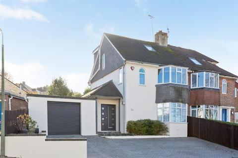 4 bedroom semi-detached house for sale - Wilmington Way, Patcham, Brighton