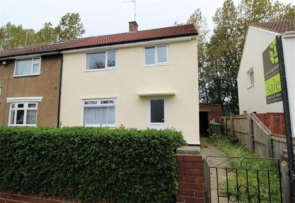 3 Bedrooms Semi Detached House for sale in Coniston, Heworth, Tyne And Wear