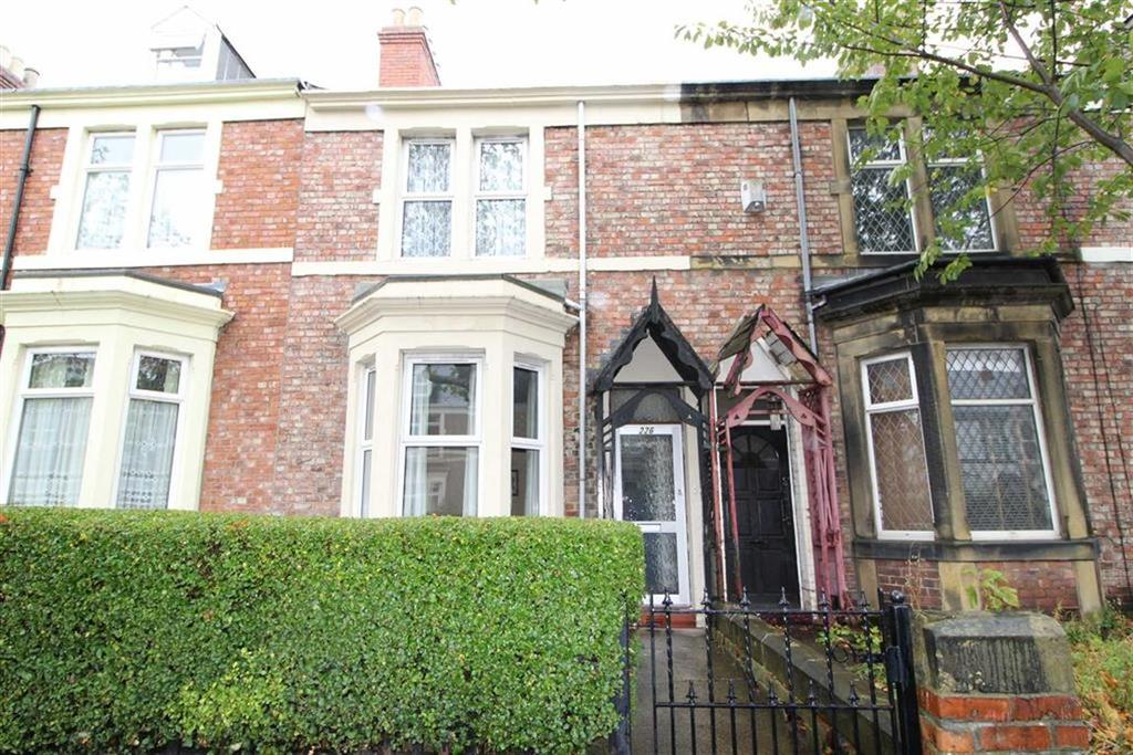 2 Bedrooms Terraced House for sale in Prince Consort Road, Gateshead, Tyne And Wear