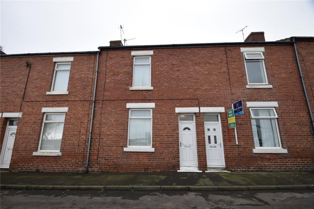 2 Bedrooms Terraced House for sale in Mary Street, Seaham, Co Durham, SR7