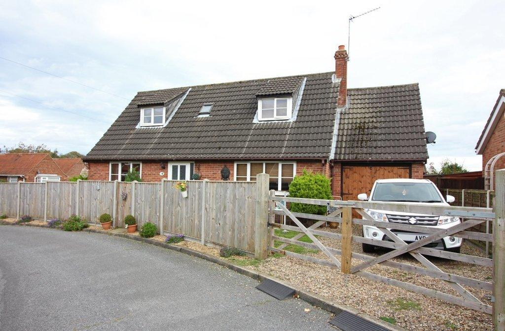 3 Bedrooms Detached House for sale in Witton View, North Walsham