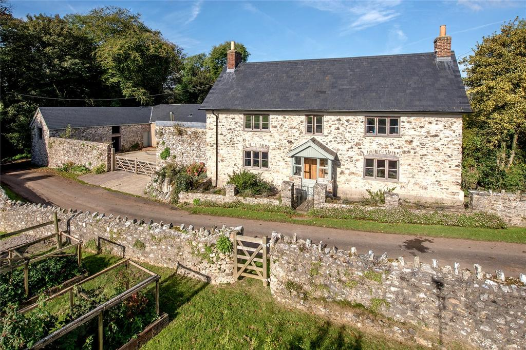 4 Bedrooms Detached House for sale in Churchinford, Taunton, Somerset