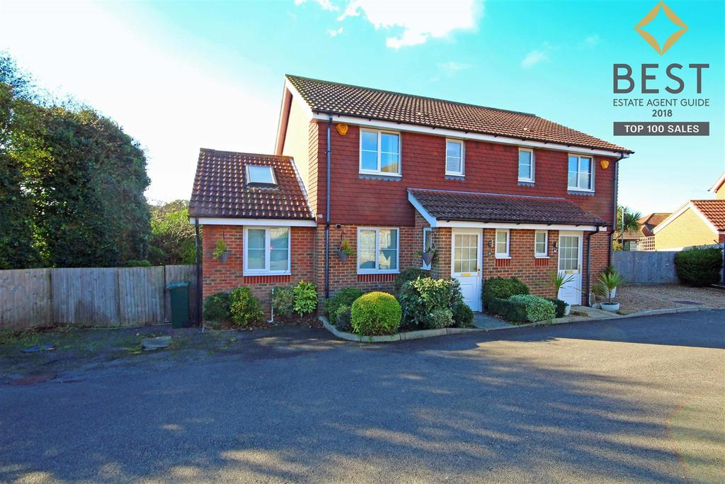 3 Bedrooms Semi Detached House for sale in The Sett, Portslade, Brighton