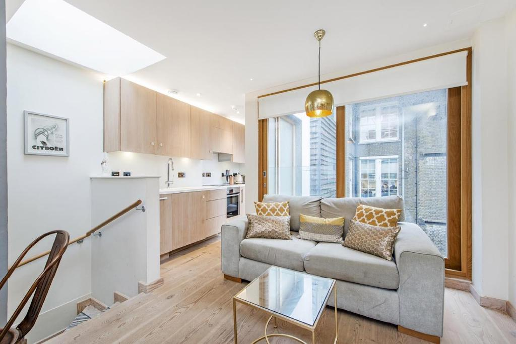 1 Bedroom Penthouse Flat for sale in Old Street, Old Street