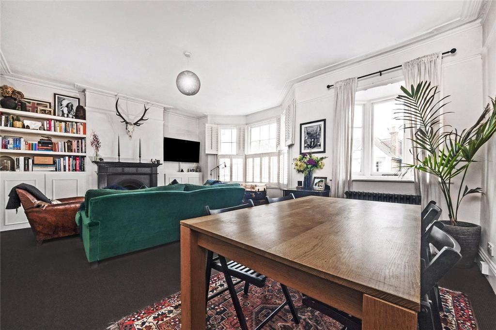 2 Bedrooms Flat for sale in Leyborne Park, Kew, Surrey