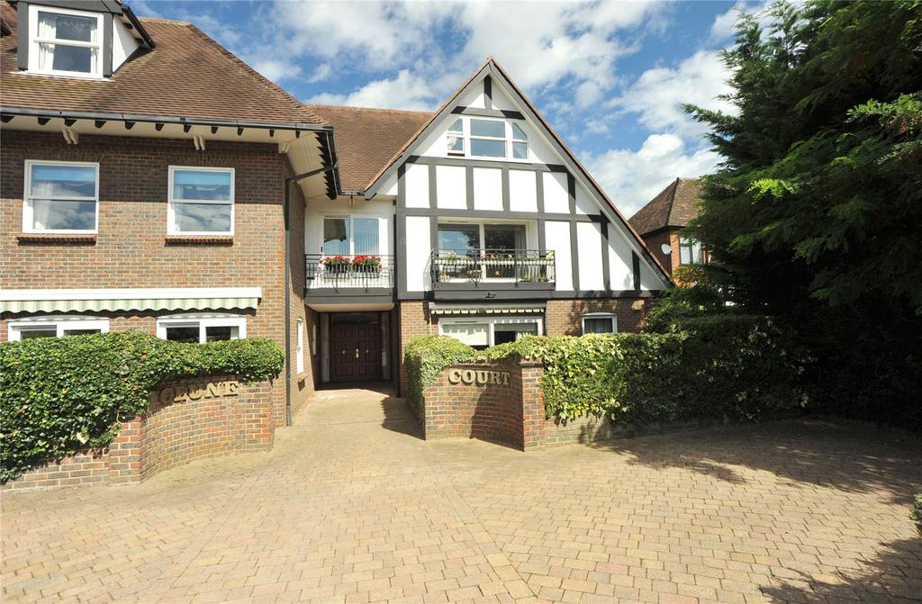 2 Bedrooms Apartment Flat for sale in Clune Court, Hutton Road, Brentwood, Essex, CM15