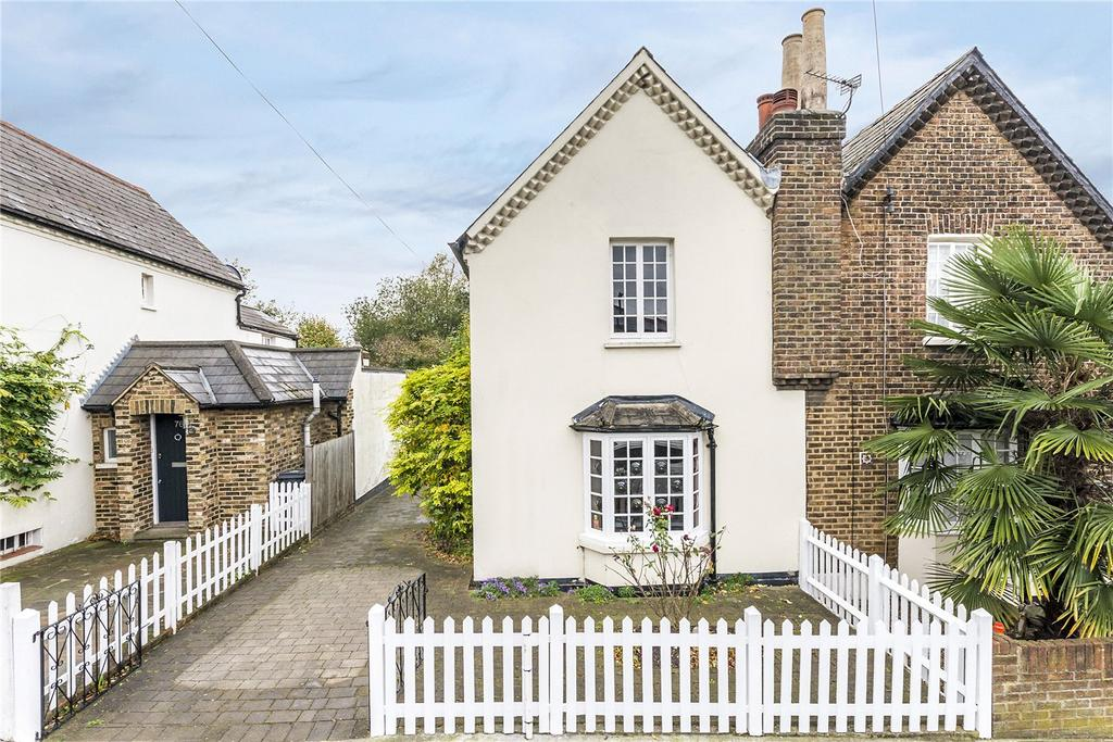 2 Bedrooms Semi Detached House for sale in Sunnyhill Road, SW16