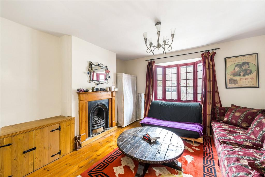 2 Bedrooms Semi Detached House for sale in Sunnyhill Road, London, SW16