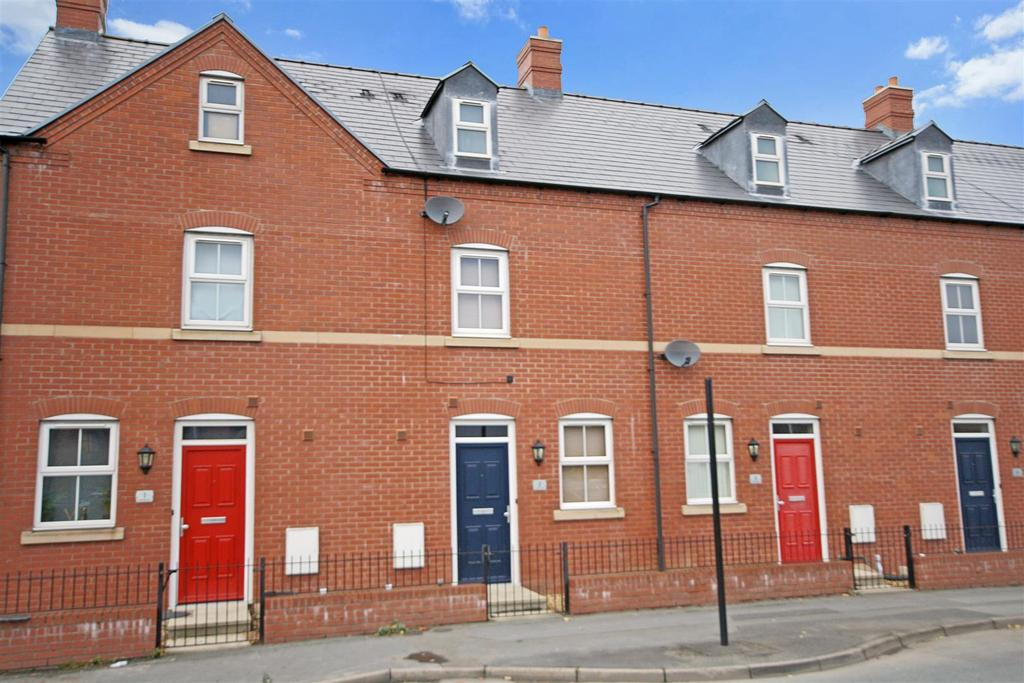 3 Bedrooms Terraced House for sale in Cambrian Mews, Oswestry