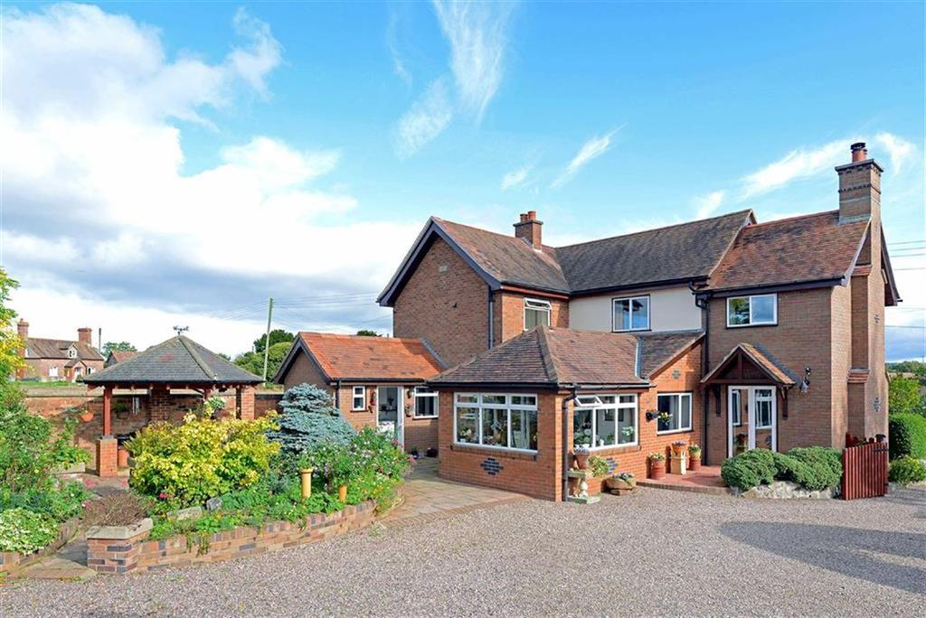 4 Bedrooms Detached House for sale in Upper Longwood, Eaton Constantine, Shrewsbury