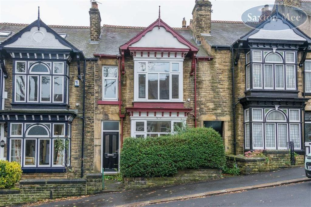 4 Bedrooms Terraced House for sale in Withens Avenue, Hillsborough, Sheffield, S6