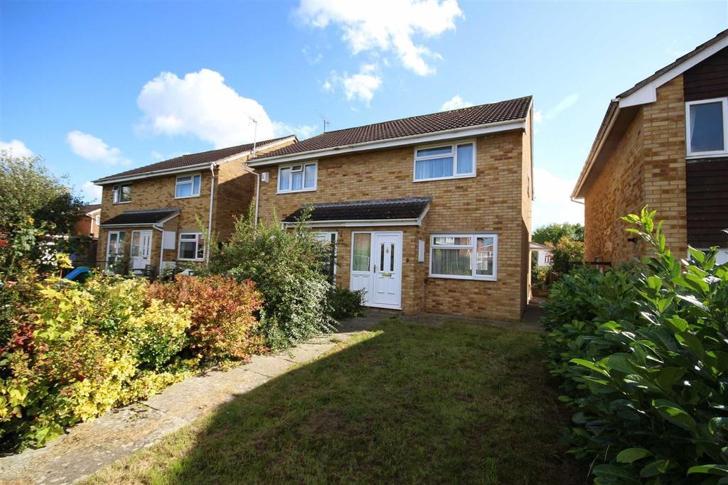 3 Bedrooms Semi Detached House for sale in Roman Hackle Avenue, Wymans Brook, Cheltenham, GL50