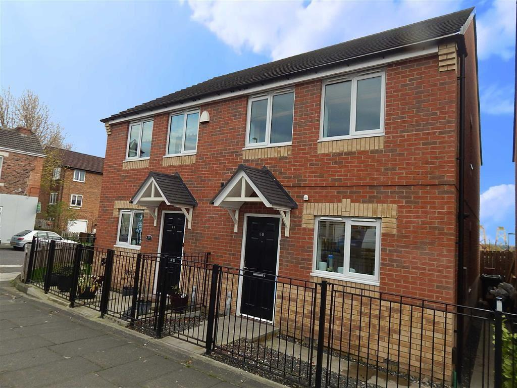 3 Bedrooms Semi Detached House for sale in Northumberland Terrace, Wallsend, Tyne And Wear, NE28