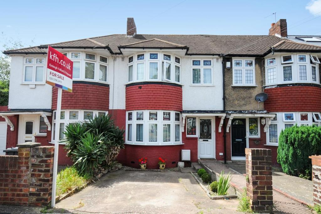 3 Bedrooms Terraced House for sale in Aldermoor Road, Catford
