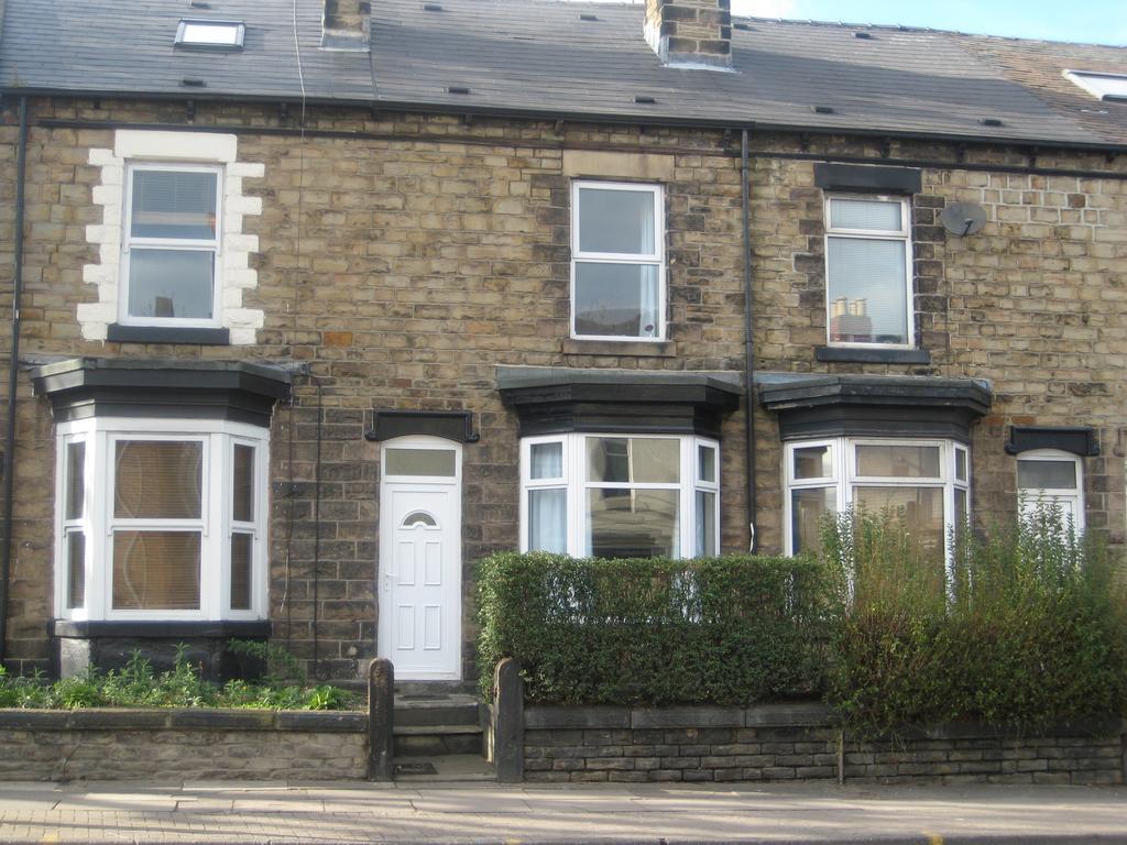 3 Bedrooms Terraced House for rent in Abbeydale Road, Sheffield, Sheffield S7