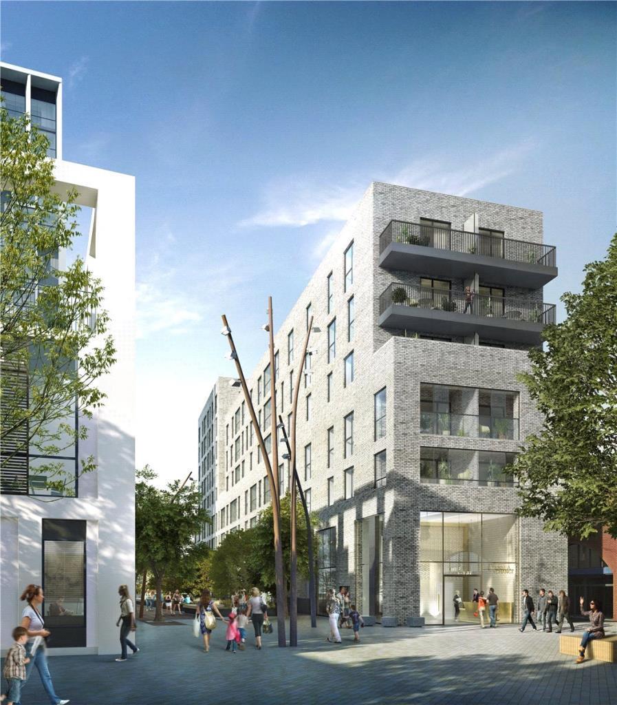 2 Bedrooms Flat for sale in Mercer House, Battersea Exchange, London, SW8