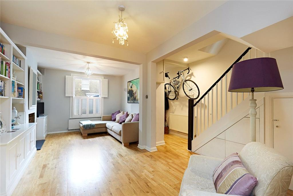 4 Bedrooms Terraced House for sale in Wingmore Road, Herne Hill, London, SE24