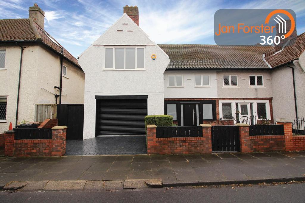 4 Bedrooms Semi Detached House for sale in High View, Wallsend
