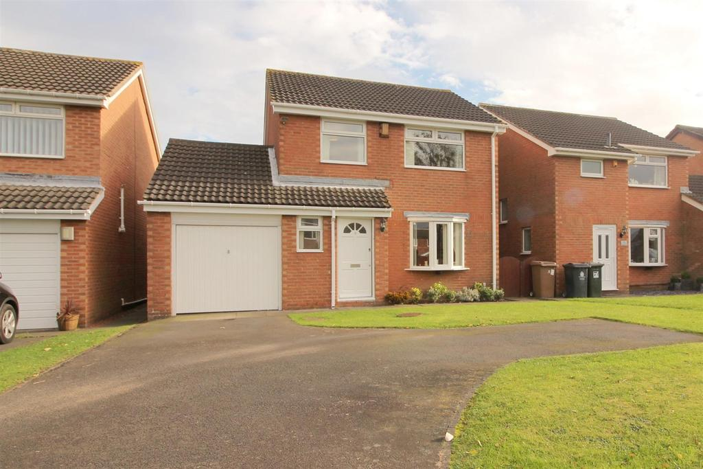 3 Bedrooms Detached House for sale in Deepdale, Wallsend