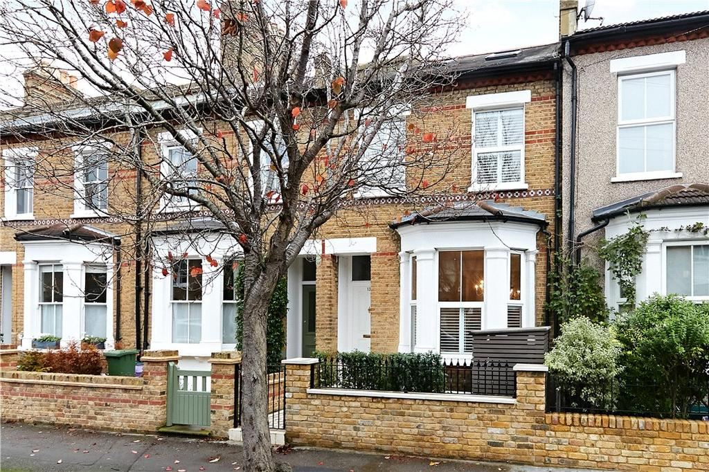 4 Bedrooms Terraced House for sale in Gladstone Road, London, SW19