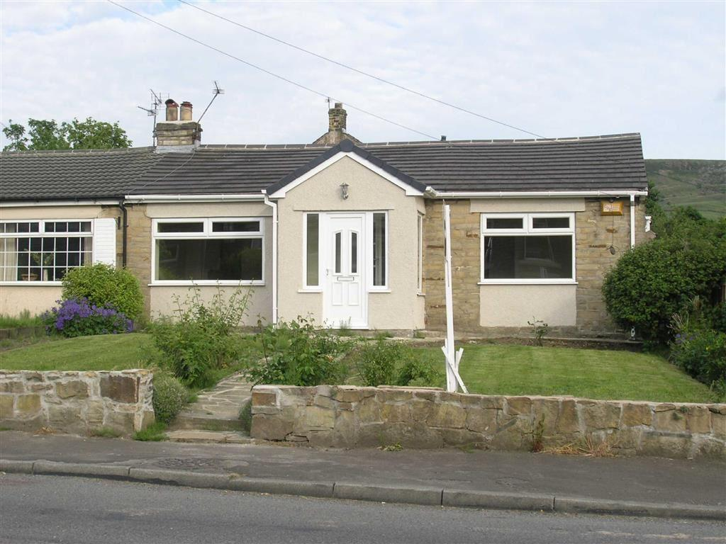3 Bedrooms Semi Detached Bungalow for sale in Marple Road, Glossop, Glossop