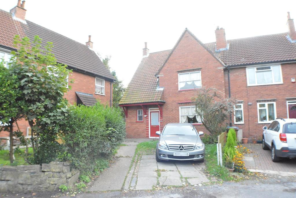 3 Bedrooms End Of Terrace House for sale in Ravensdale Road, Mansfield