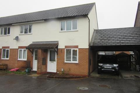 2 bedroom end of terrace house to rent - Ffordd Butler, Gowerton, Swansea. SA4 3GQ