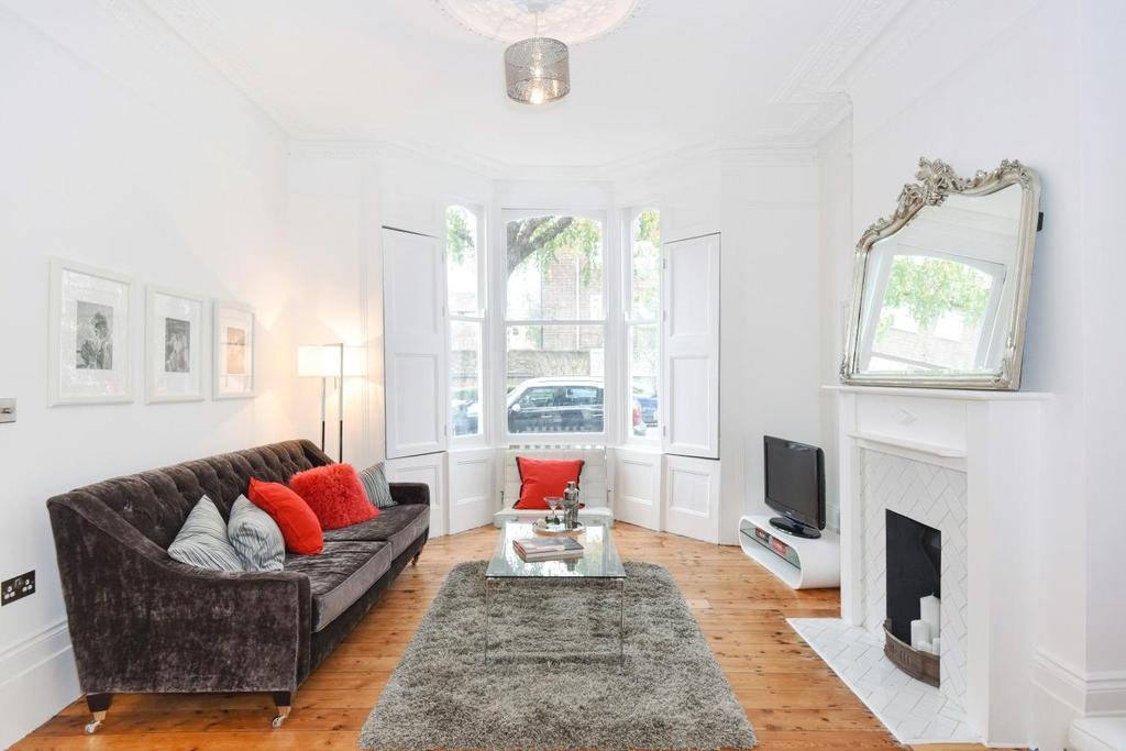 4 Bedrooms Terraced House for sale in Marquis Road, Stroud Green