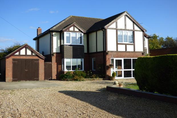 4 Bedrooms Detached House for sale in Main Road, Grainthorpe, Louth, LN11