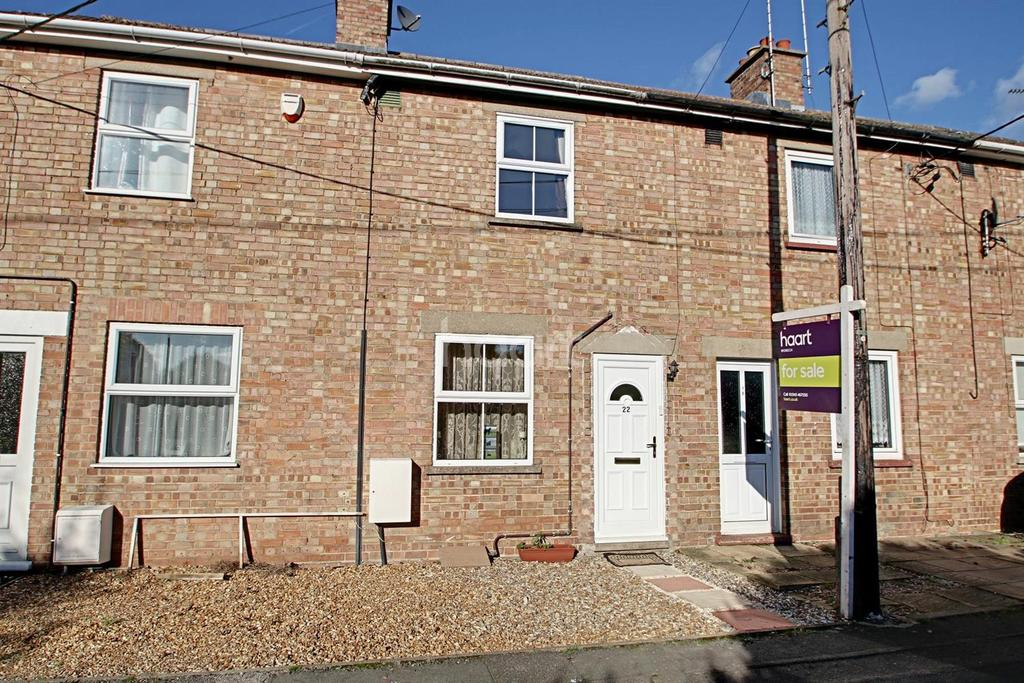 2 Bedrooms Terraced House for sale in Hawthorn Road, Emneth