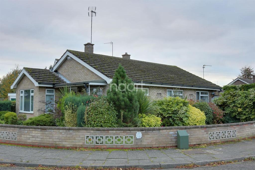 3 Bedrooms Bungalow for sale in Fenland Road, Wisbech