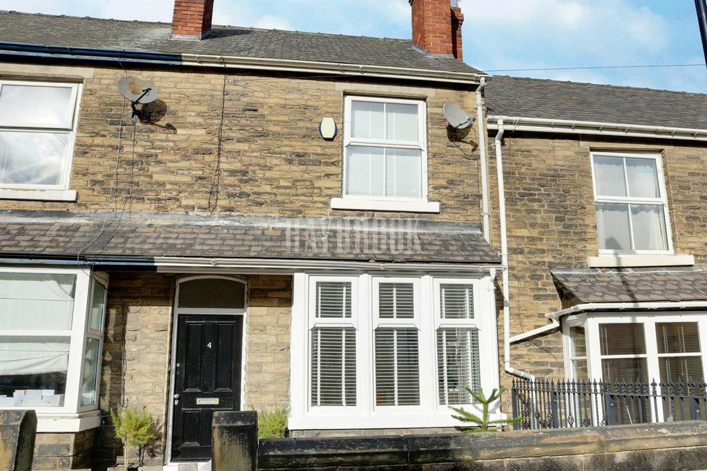 3 Bedrooms Terraced House for sale in Manvers Road, Beighton