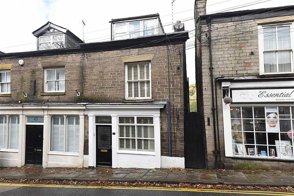 3 Bedrooms Terraced House for sale in Palmerston Street, Bollington, Macclesfield