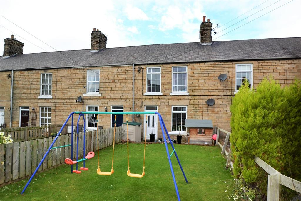 3 Bedrooms Terraced House for sale in Front Street, Croxdale, Durham