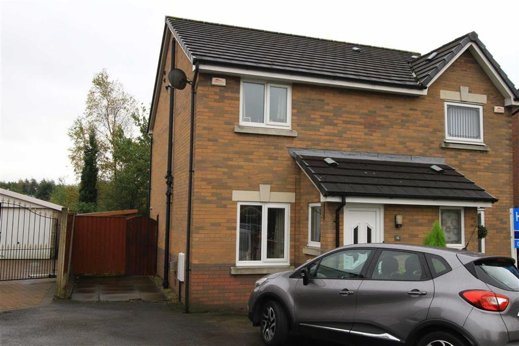 2 Bedrooms Semi Detached House for sale in 16, Laverton Close, Bury, BL9