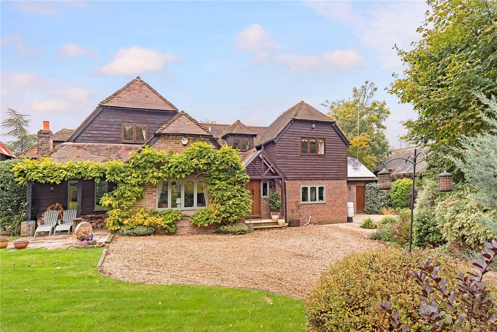 4 Bedrooms Semi Detached House for sale in Kingsley, Hampshire, GU35