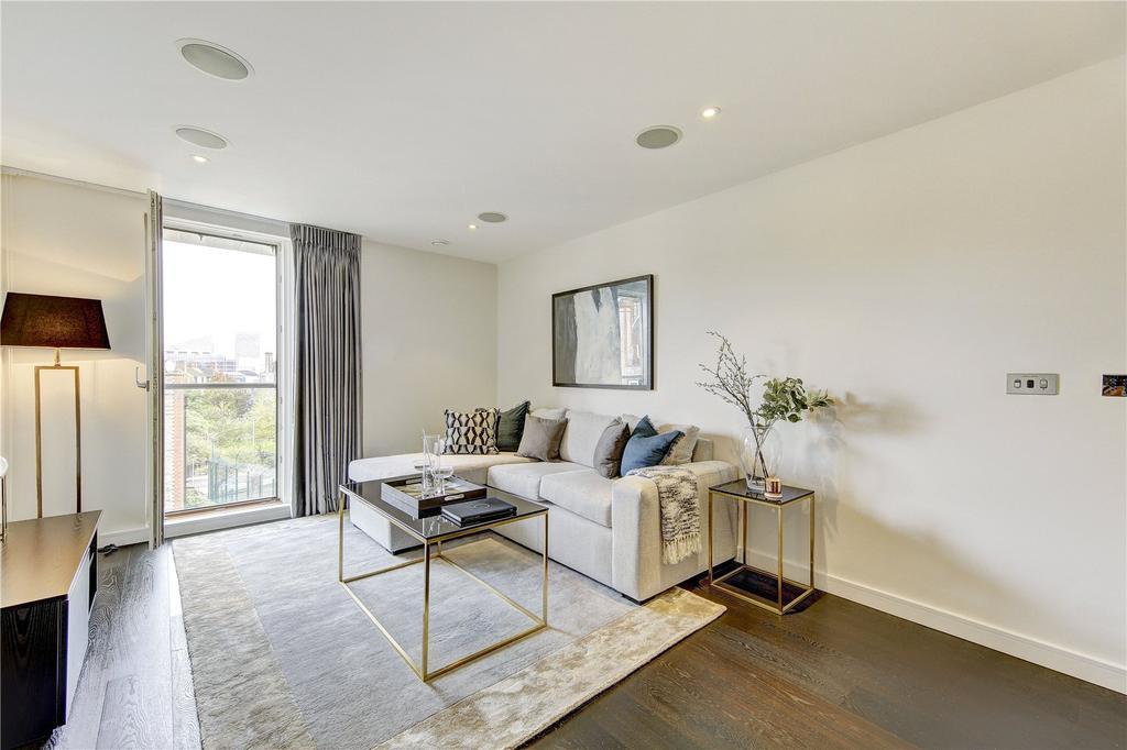 2 Bedrooms Flat for sale in Moore House, Grosvenor Waterside, London, SW1W