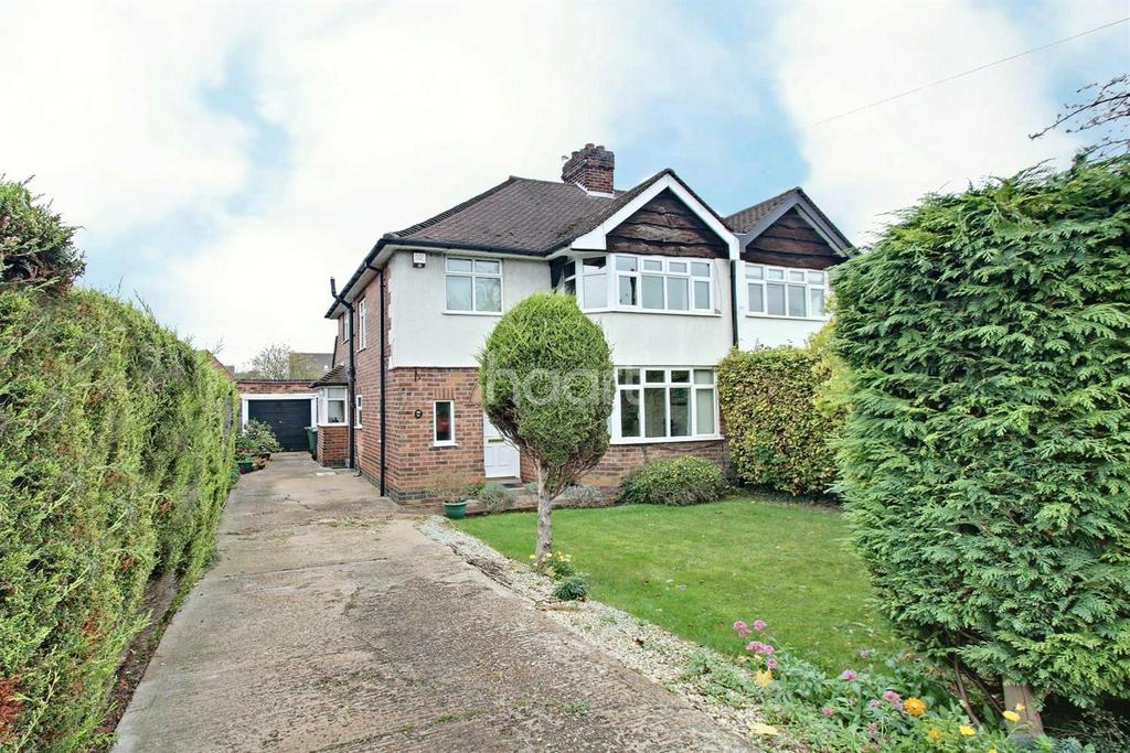 3 Bedrooms Semi Detached House for sale in Broadway, Lincoln.