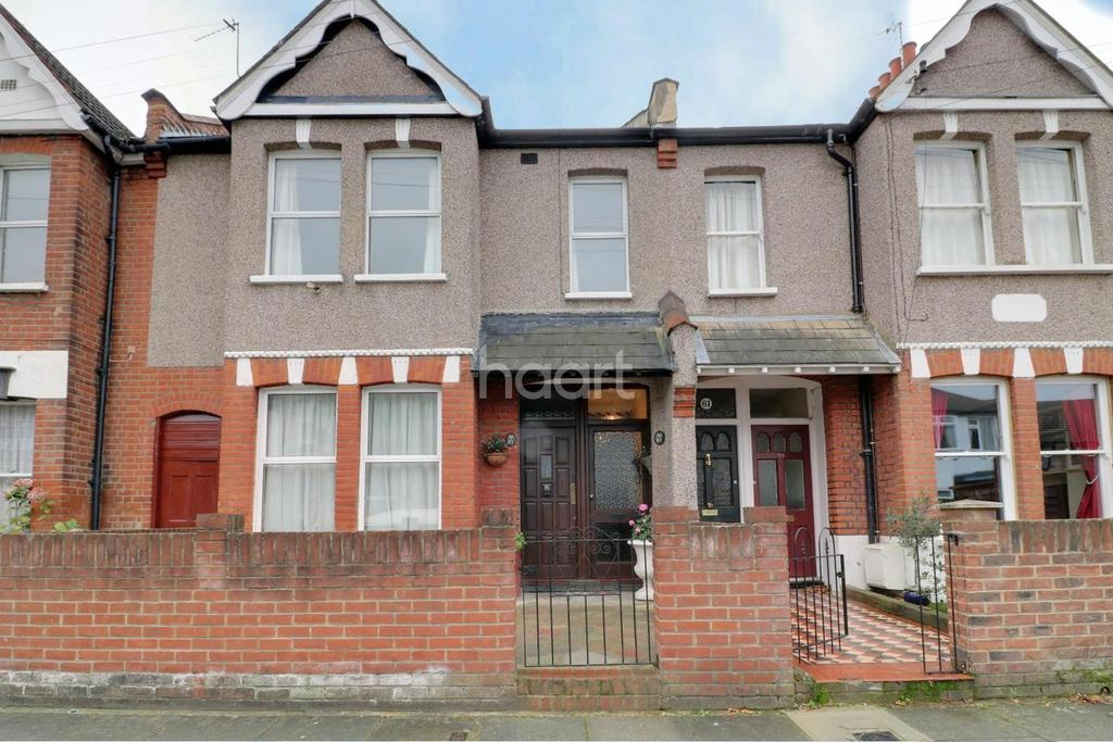 3 Bedrooms Maisonette Flat for sale in Courtney Road, Colliers Wood, SW19