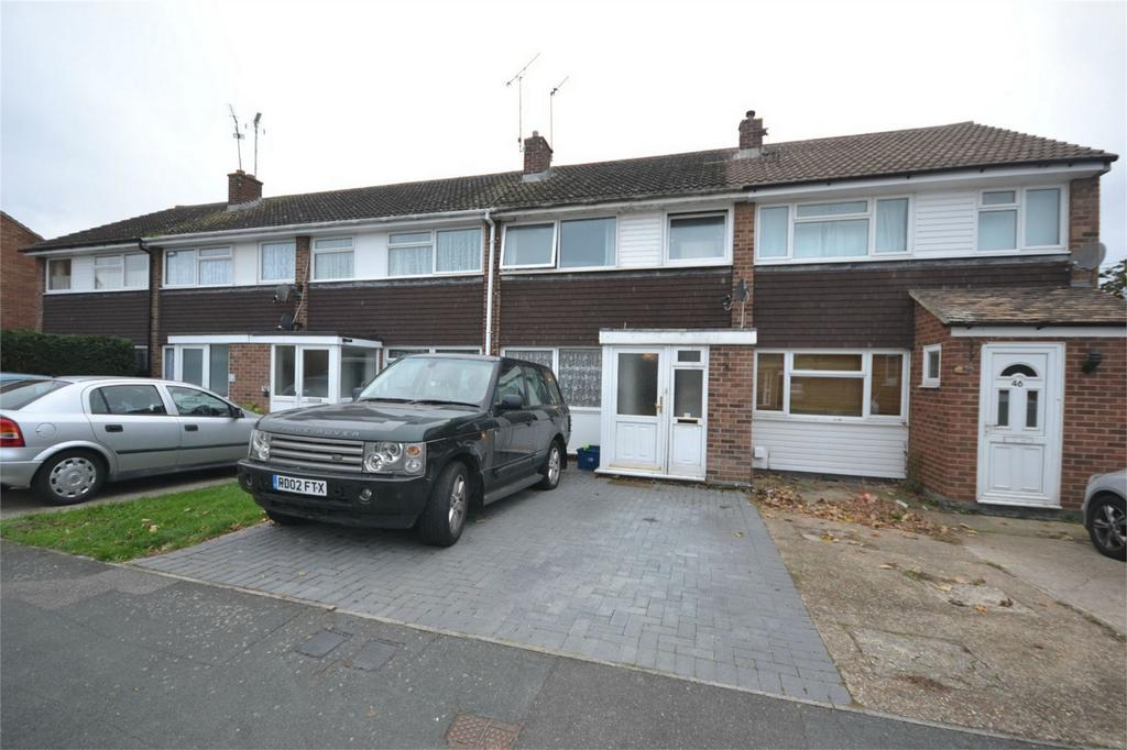 3 Bedrooms Terraced House for sale in Maple Avenue, Heybridge, Maldon, Essex
