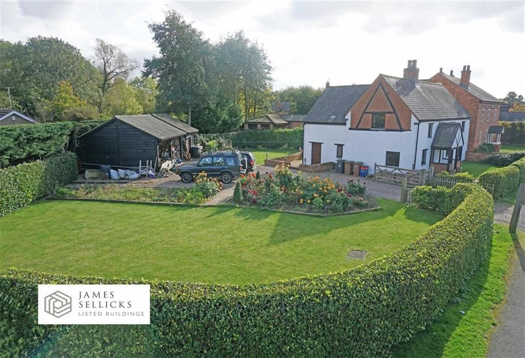 4 Bedrooms Cottage House for sale in Kelmarsh Road, Clipston, Market Harborough