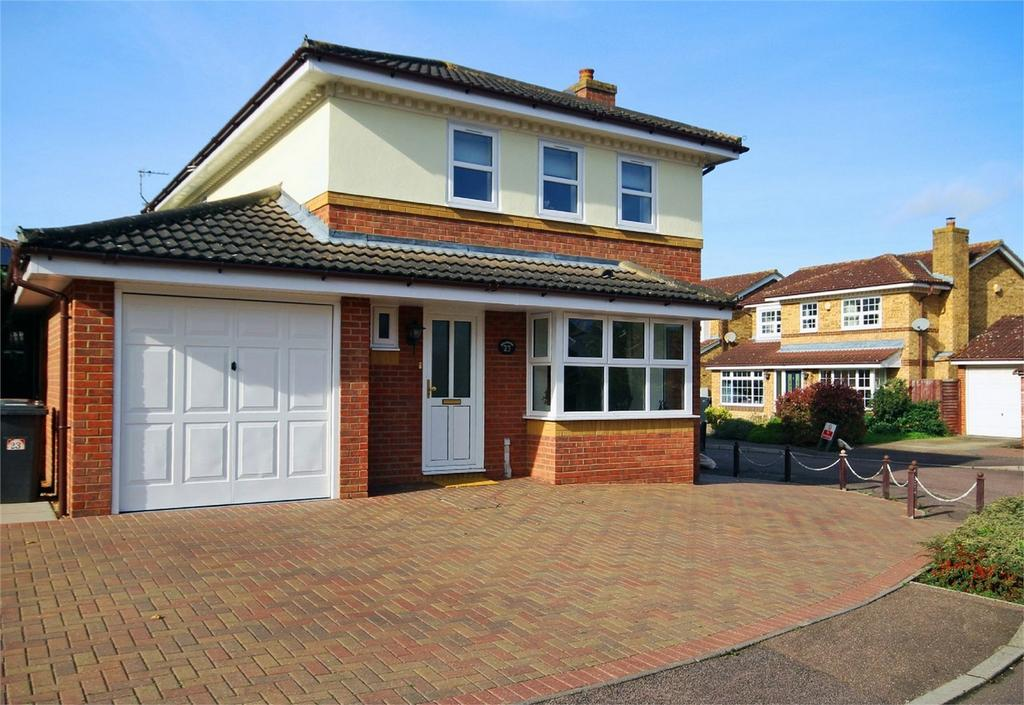 4 Bedrooms Detached House for sale in Stane Street, Baldock, Hertfordshire