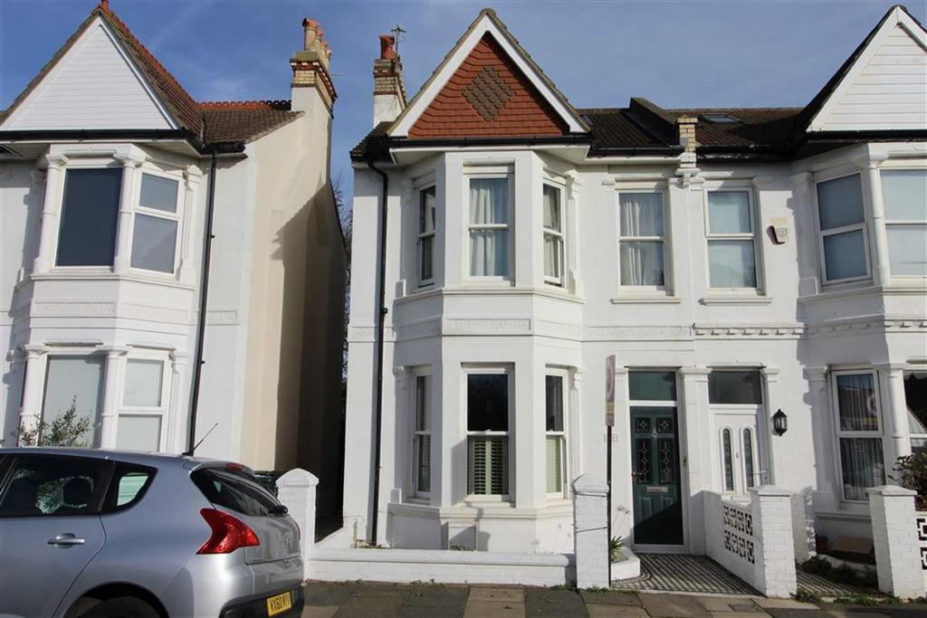 4 Bedrooms Semi Detached House for sale in Marine Avenue, Hove, East Sussex